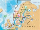 SAVE £40 Navionics Platinum+ XL3 15P+ Oslo to Germany - SD/MSD format