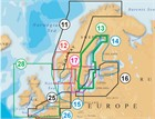SAVE £40 Navionics Platinum+ XL3 13P+ Sweden East Coast - SD/MSD format