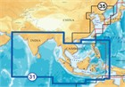 Navionics Updates (Navionics Gold) 31XGU XL9 Indian Ocean - S China Sea - SD format