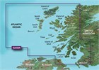 Garmin BlueChart VEU006RU g3 Vision chart Updates - Scotland, West Coast