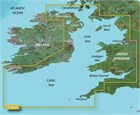 Garmin BlueChart Update VEU004RU g3 chart  - Irish Sea