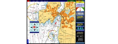 TIKI Navionics Gold 3 0 - Navigation software for Navionics